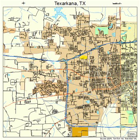texarkana texas map texarkana family feud
