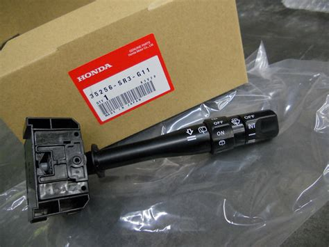 repair windshield wipe control 2002 honda cr v transmission control genuine honda civic cr v crv windshield wiper switch new 35256 sr3 g11 ebay
