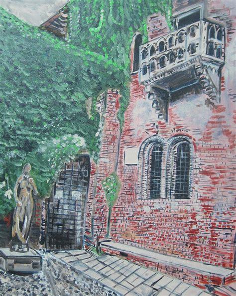 Romeo And Juliet's Balcony by Jacob Mezrahi