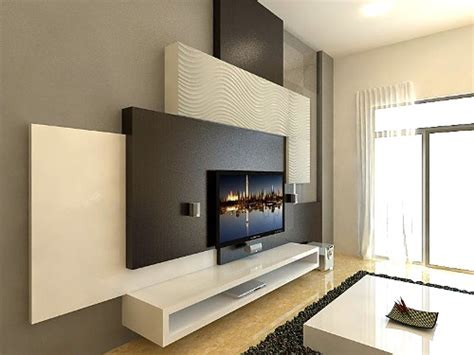 desain meja dinding ide desain dinding tumpu interior rumah minimalis