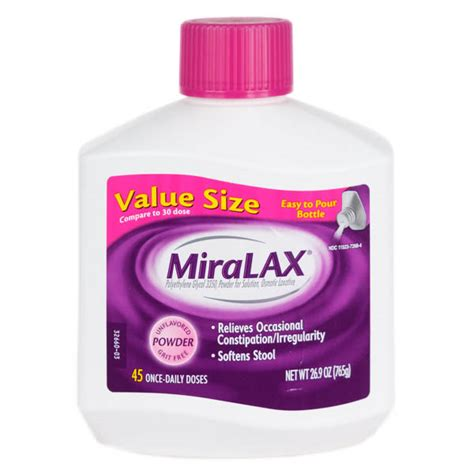 Miralax Stool Softener Side Effects by The Best Laxative For 2018 Reviews
