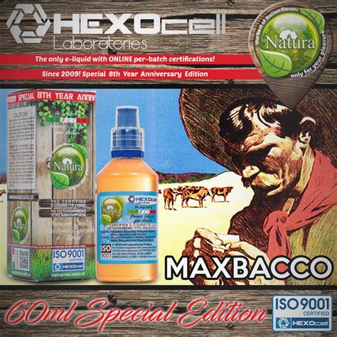 La Kokoa Eliquid 3mg 60ml 60ml maxbacco special edition 3mg high vg eliquid with