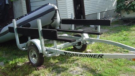 deck boat height on trailer inflatable boat trailers using small boat trailers