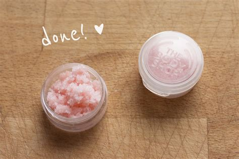 diy lip scrubs that are and smell great