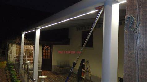 Led Beleuchtung Terrasse by Terrassen Beleuchtung Led Terrassen Berdachung Led