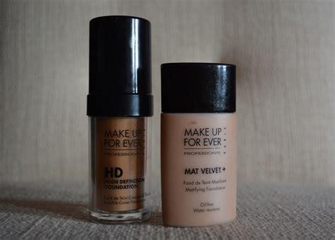 make up for mat velvet matifying foundation review