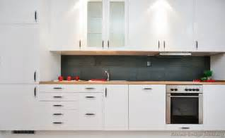 Modern White Kitchen Designs Pictures Of Kitchens Modern White Kitchen Cabinets