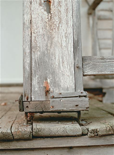 Repair Awning Preservation Brief 45 Preserving Historic Wood Porches