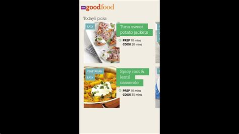 Bbc Good Food Windows Apps On Microsoft Store