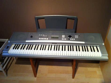 Keyboard Yamaha Dgx 230 Yamaha Dgx 230 Image 525394 Audiofanzine
