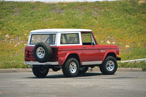 1968 Ford Bronco by Restomod 1968 Ford Bronco 302 V8