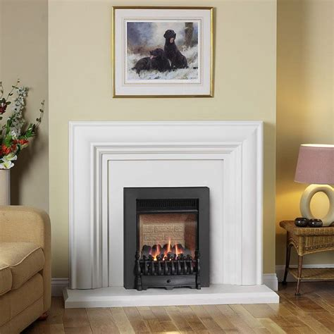 Flueless Fireplaces by Burley Environ 4244 Flueless Gas