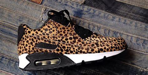 Airmax One Leopard nike air max 90 cheetah pony hair 2015