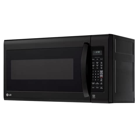 Microwave Oven Lg lmv2031sb lg appliances 2 0 cu ft 1000w the range