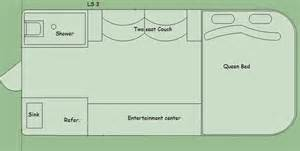 small travel trailer floor plans lil snoozy goes cing vogel talks rving