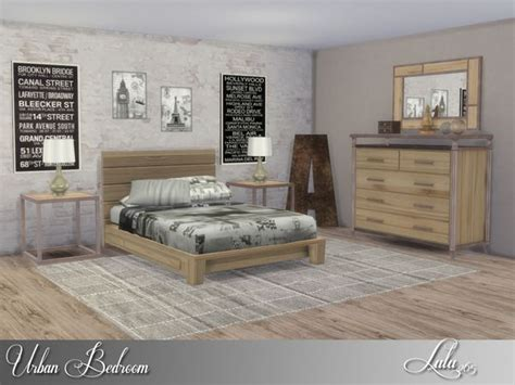 urban loft bedroom set 259 best images about sims on pinterest ea sims 4 and