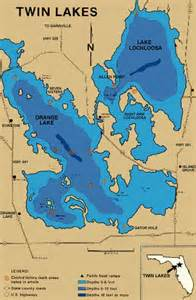 lake lochloosa and lake orange information guide florida