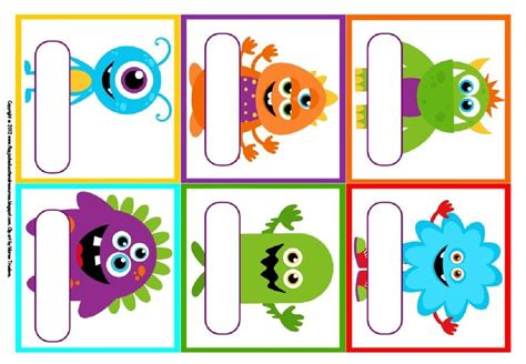 free printable monster birthday decorations 8 best images of free monster printables birthday