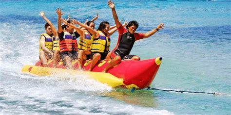 banana boat boracay boracay banana boat transfer triba east
