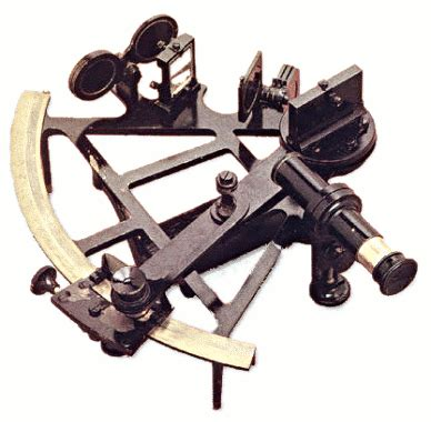 sextant zeiss punto nave astronomico introduzione