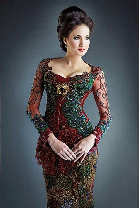 The 25 Best Dress Brokat Modern Ideas On Kebaya Dress Fancy Dress On Nature And