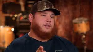 luke combs fan country luke combs on fans songwriting and