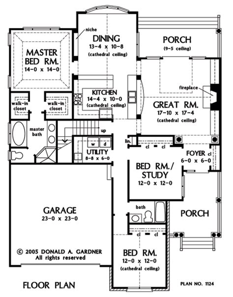house plan of the week plan of the week three bedroom designs houseplansblog