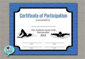 pics photos swimming certificates