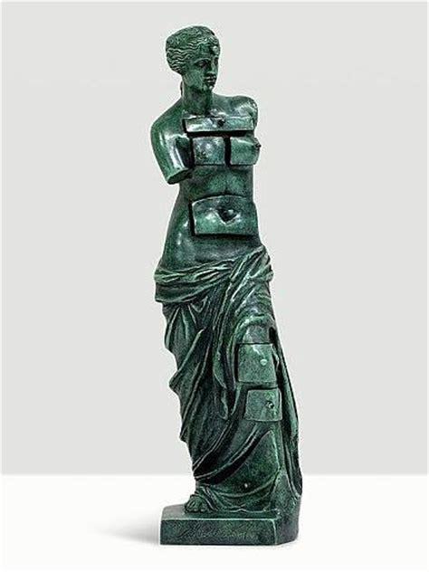 Venus De Milo With Drawers by Venus De Milo With Drawers Sculpture By Salvador Dali