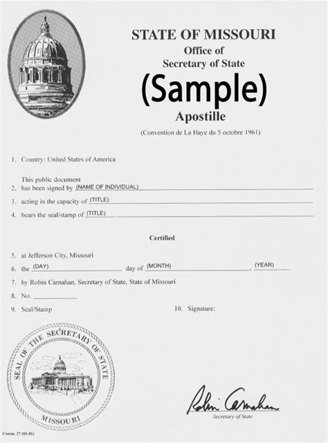 State Of Missouri Birth Records 25 Best Ideas About Marriage License Records On Emergency Passport Birth