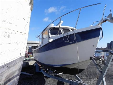 boats for sale amityville ny 2001 used osprey 26 fisherman pilothouse boat for sale