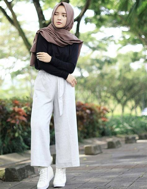 Baju Muslim Remaja Celana Fashion Baju Muslim Masa Kini Pusat Toko Herbal