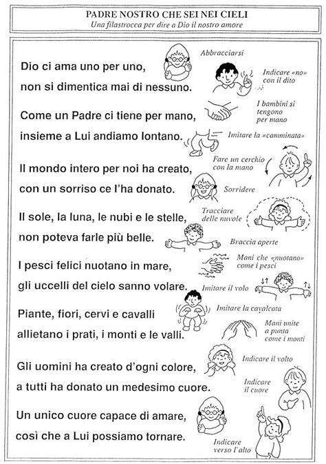 credo cattolico testo carta d identit 224 per bambini da colorare sm28 pineglen