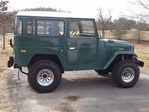 Toyota Land Cruiser For Sale Photos 1977 Toyota Land Cruiser Fj40 For Sale 4x4 Cars