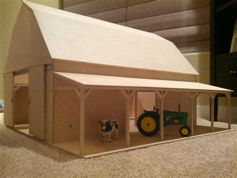 John Deere Bedroom Ideas custom built toy barn