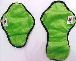 Paket Pembalut Kain Menstrual Pad Baby Oz 2 Nite 3 Day nvme menstrual pad pembalut kain cuci ulang grosir