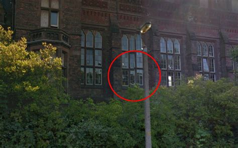 google images ghost ghost child spotted in abandoned orphanage on google