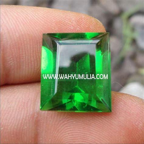 Harga Batu Cincin Meteor Hitam green tektit kode 144 wahyu mulia