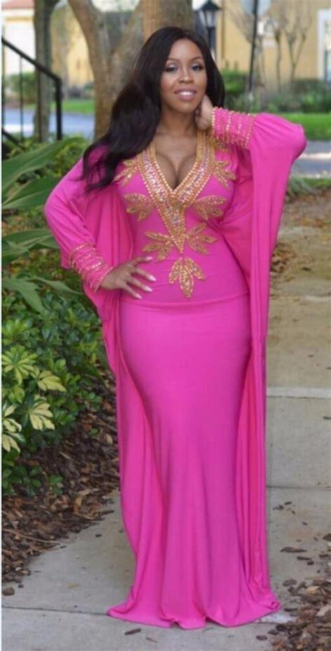 Abaya Turki Black Gold 2015 pink moroccan kaftan turkish dresses v neck