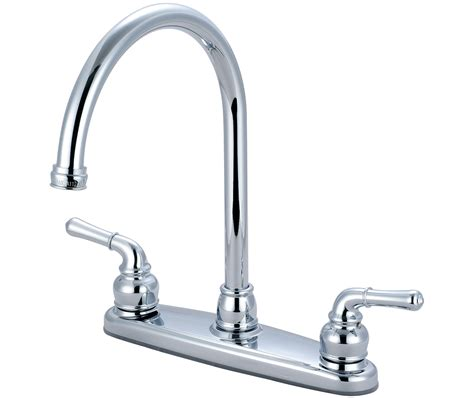 two handle kitchen faucet pioneer industries inc