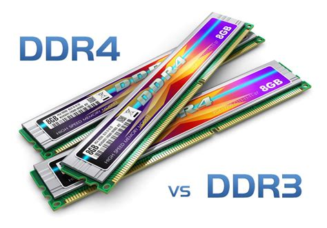 ddr ram vs sdram ddr3 and ddr4 ram differences
