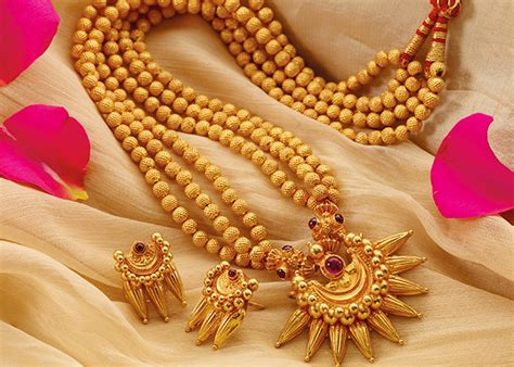 Navi Leaf Gold alankar jewels gomycity