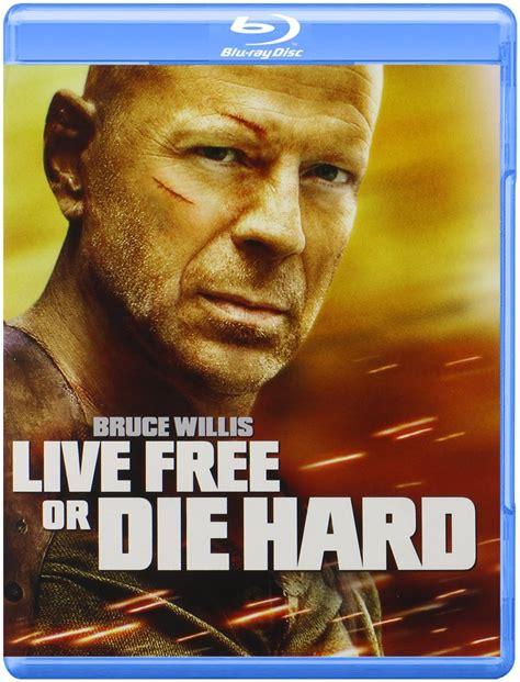 film blu live live free or die hard movie only 4 99