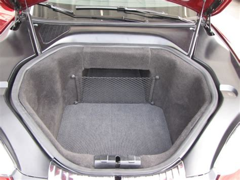Tesla Model S Luggage Space How Much Space Is There Inside A 2012 Tesla Model S Anyway