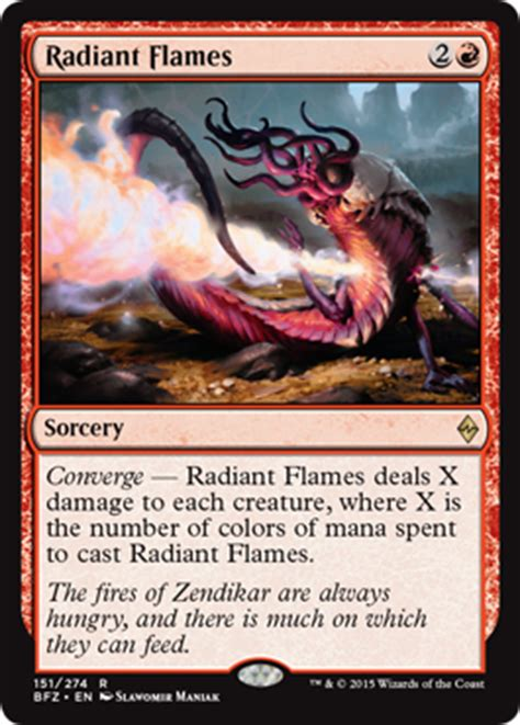 on a burning deck return to akron an history of the great migration volume 2 books mtg radiant flames from battle for zendikar set by
