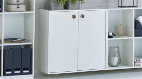 regal 35 tief h 228 ngeregal boxy mit t 252 ren wandregal in wei 223 dekor 35cm tief