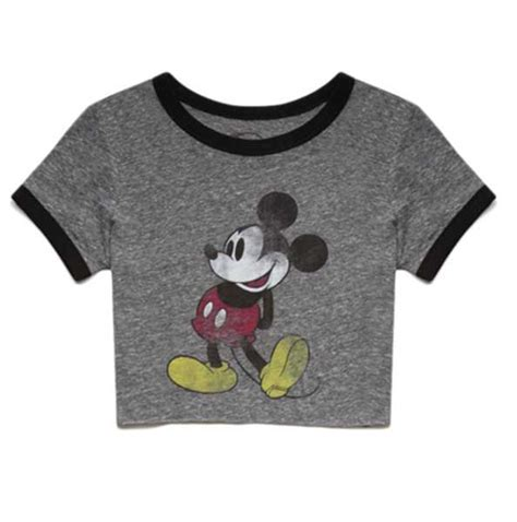 best mickey mouse 17 best ideas about crop tops on crop top