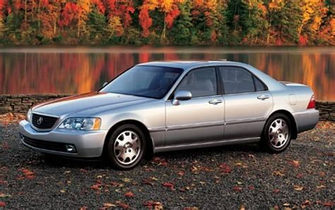 maintenance schedule for 2004 acura rl openbay