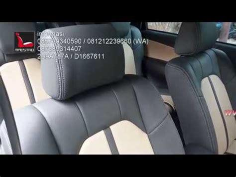 Sarung Jok Avanza Veloz variasi sarung jok mobil paten toyota avanza veloz terbaru