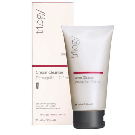 tattoo cream chemist warehouse buy trilogy cream cleanser 100ml online at chemist warehouse 174
